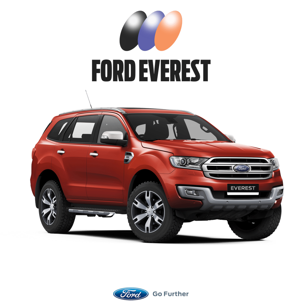Select Ford Everest