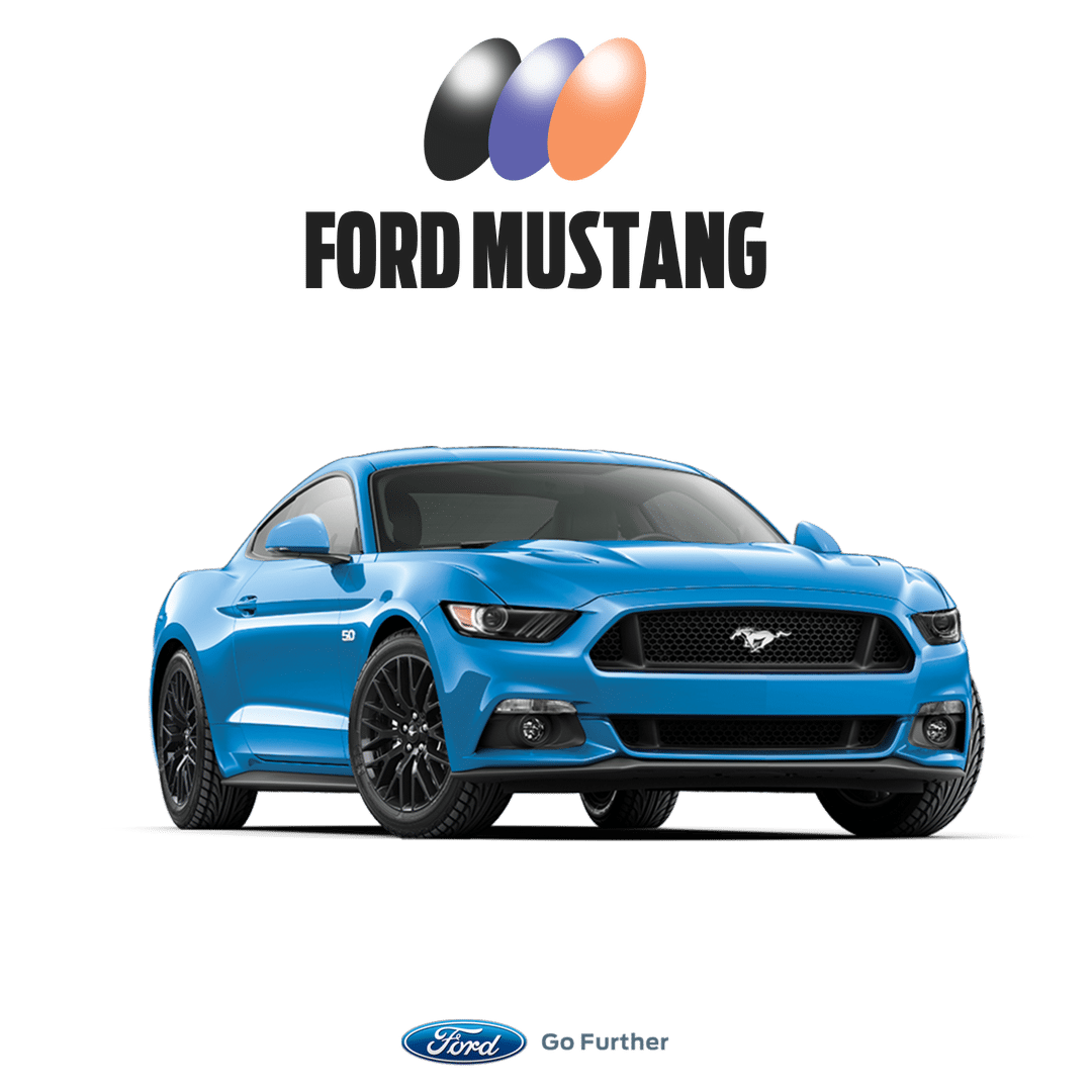 Select Ford Mustang