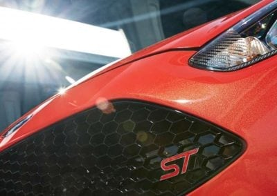 Ford Fiesta ST Dynamic Design