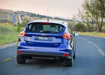 Ford Focus Discover Drive Rear