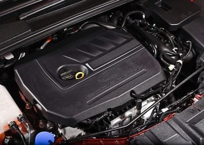 Ford Focus Discover Engine