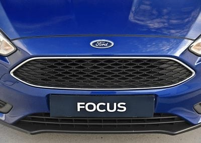 Ford Focus Discover Front