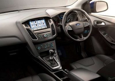 Ford Focus Discover Interior