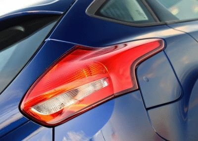 Ford Focus Discover Rear Light