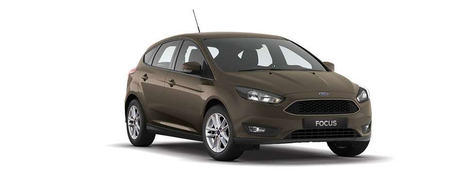 Ford Focus Hatch Caribou