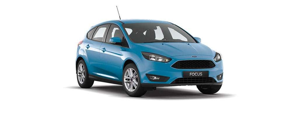 Ford Focus Hatch Iceberg