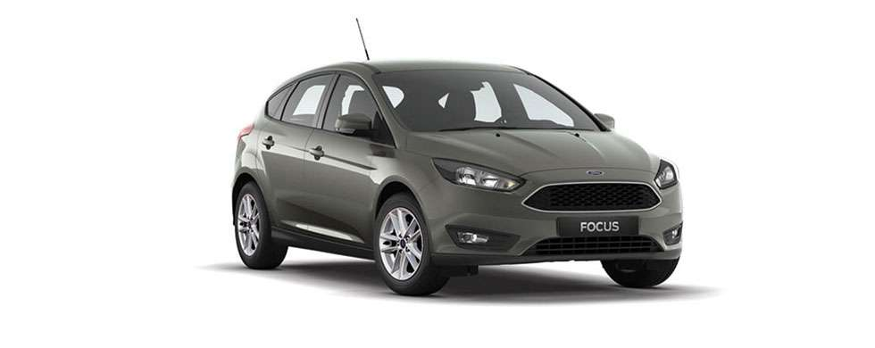 Ford Focus Hatch Lunar Sky