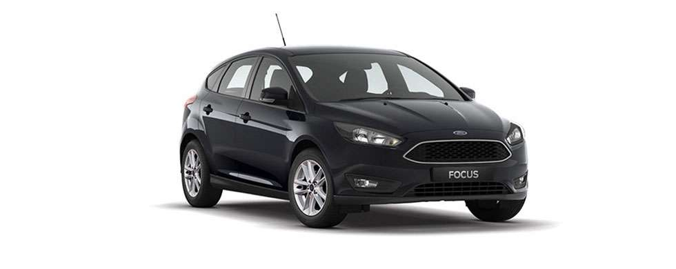 Ford Focus Hatch Shadow Black