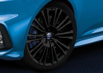 Ford Focus RS Discover Wheel