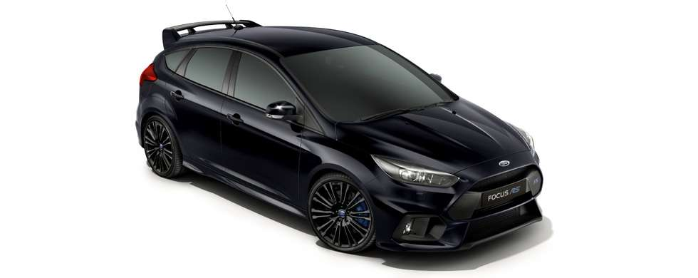 Ford Focus RS Shadow Black