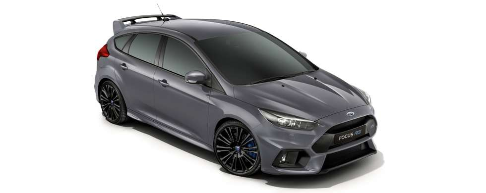 Ford Focus RS Stealth