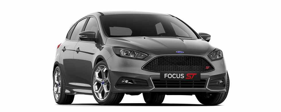 Ford Focus ST Stealth