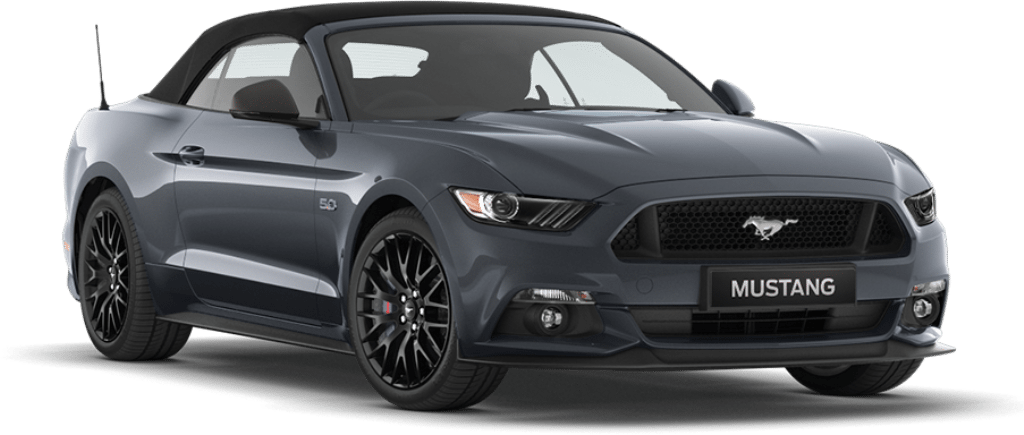 Ford Mustang Convertible Magnetic