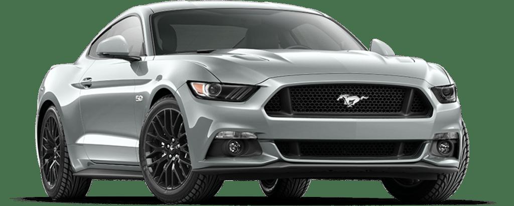 Ford Mustang Fastback Ingot Silver