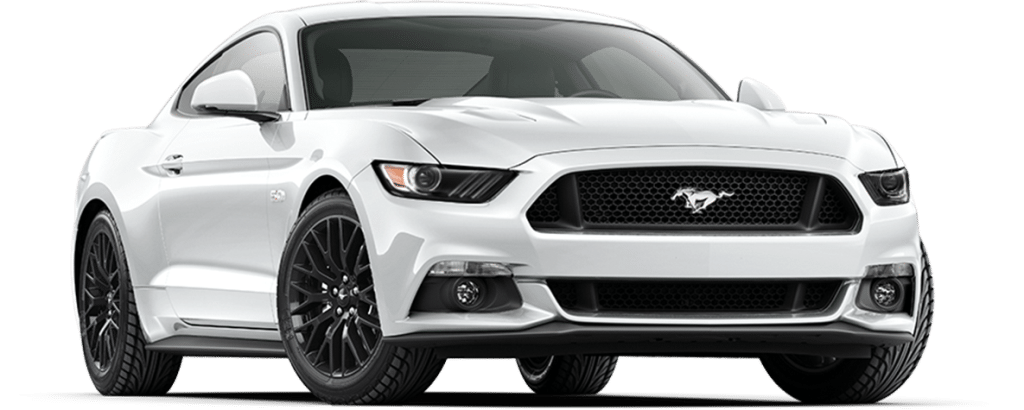 Ford Mustang Fastback Oxford White