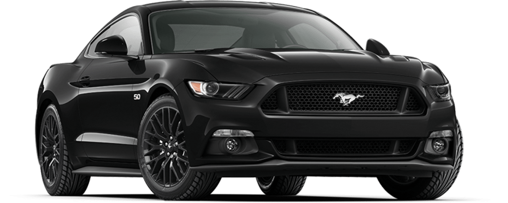 Ford Mustang Fastback Shadow Black