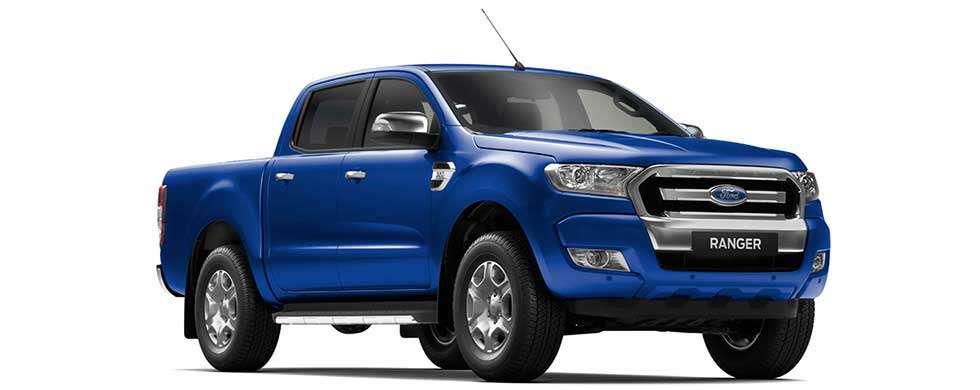 Ford Ranger - Performance Blue