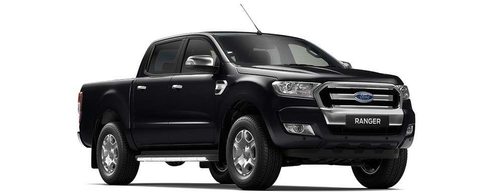 Ford Ranger - Shadwo Black