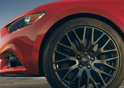 Mustang Discover Wheel