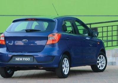 New Ford FIgo Discover Exterior Rear