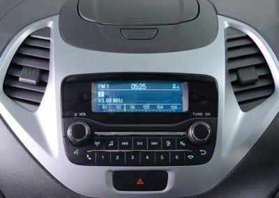 New Ford FIgo Discover Interior Dash