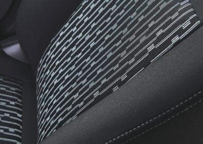 New Ford FIgo Discover Interior Seats