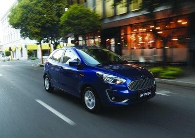 New Ford Figo Exterior 3