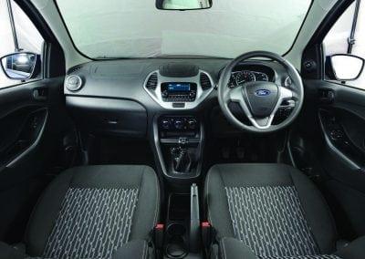 New Ford Figo Interior 1