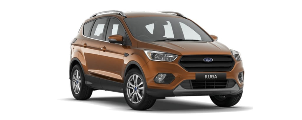 New Kuga Ambiente Copper Pulse
