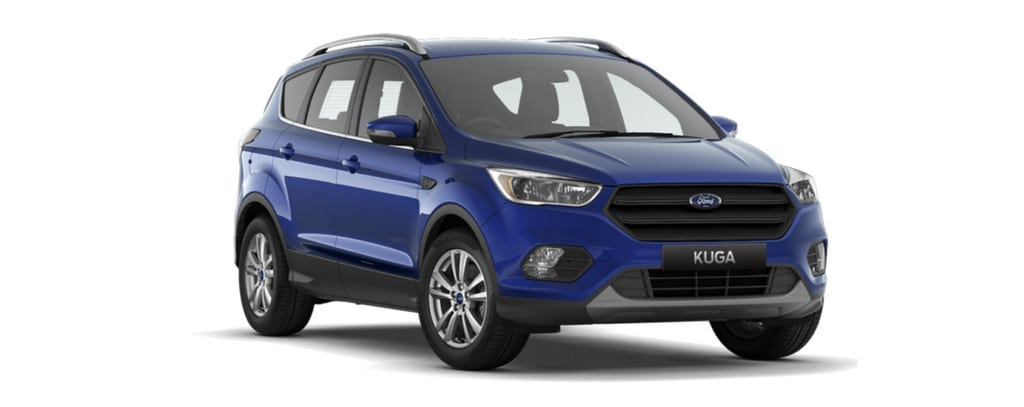 New Kuga Ambiente Deep Impact Blue