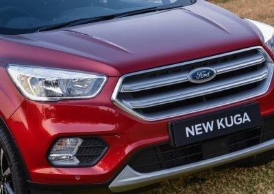 New Kuga Discover Front