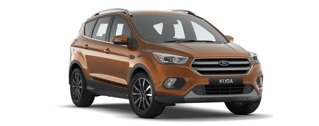 New Kuga Titanium Copper Pulse