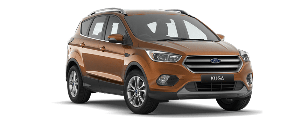 New Kuga Trend Copper Pulse