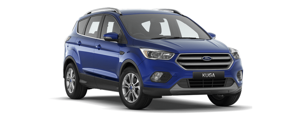 New Kuga Trend Deep Impact Blue