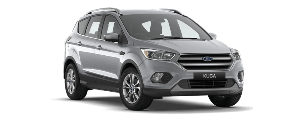 New Kuga Trend Moondust Silver