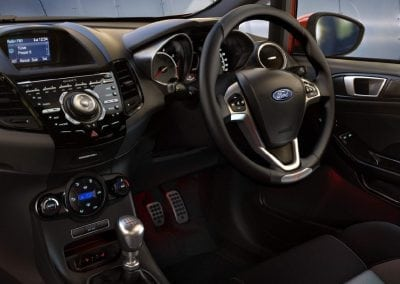 Ford Fiesta ST - Ford SYNC® puts you in control