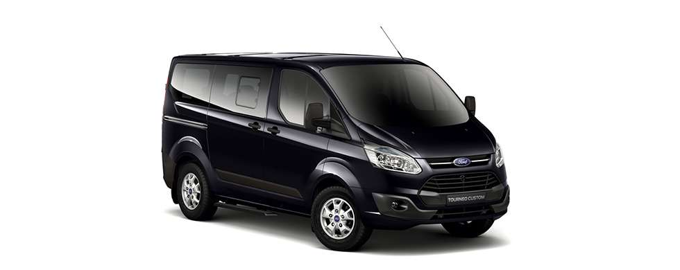 Ford Tourneo Absolute Black