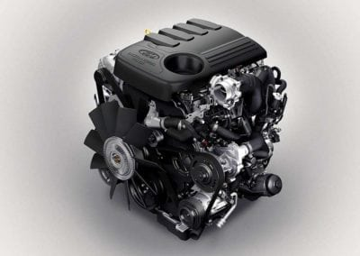 Ford Tourneo Discover Engine