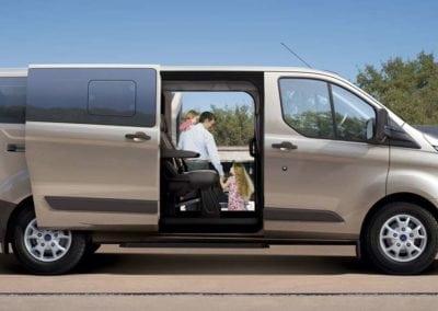 Ford Tourneo Discover Exterior