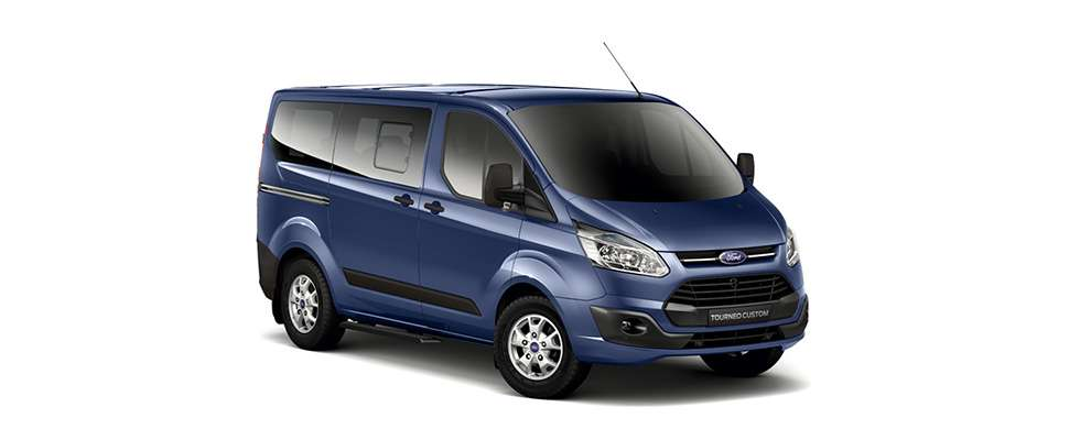 Ford Tourneo Stratosphere