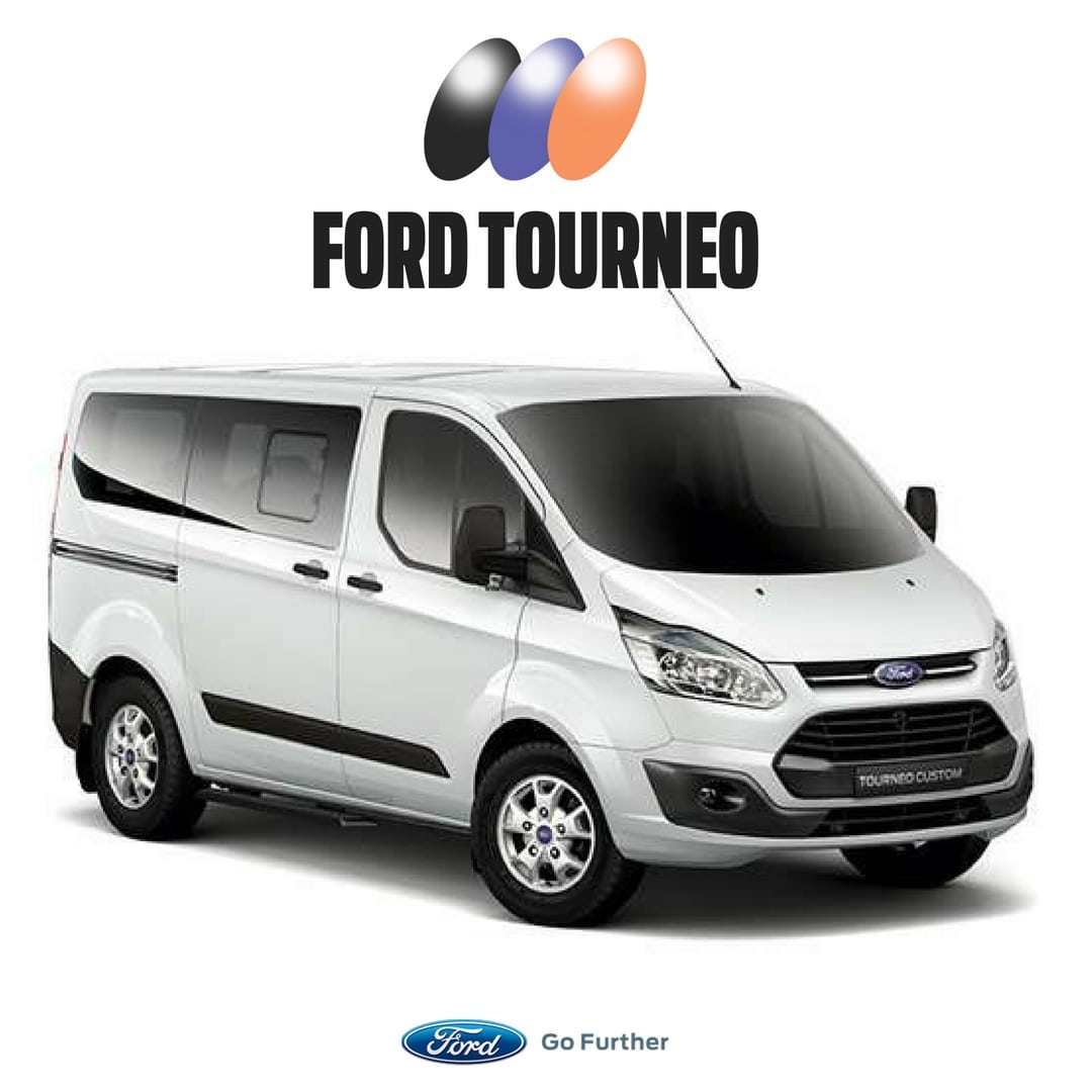Select Ford Tourneo